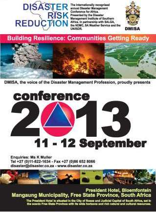 29th DMISA Conference