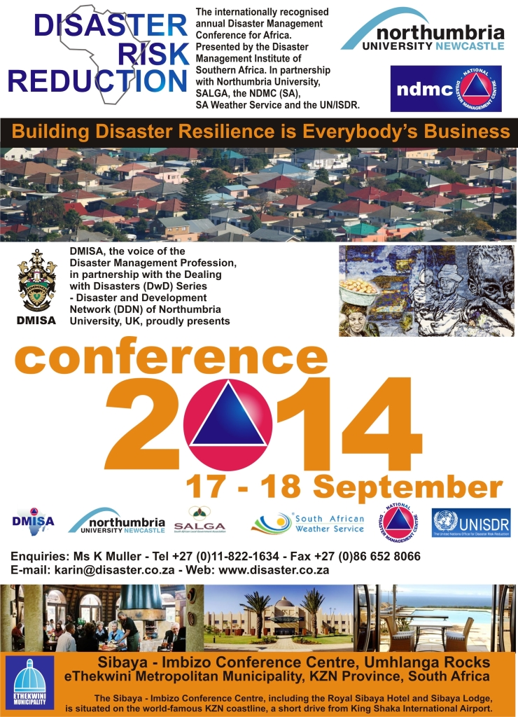 Disaster management training in south africa johannesburg