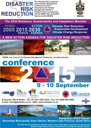 Disaster Risk Reduction 2015 - The 2030 Agenda
